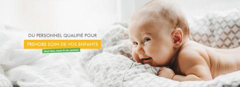 DU PERSONNEL QUALIFIE POUR PRENDRE SOIN DE VOS ENFANTS